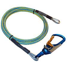 Stein 4m Wire-Core Flip Line c/w Snap Twister Karabiner - Buy Online - SS-3H0515