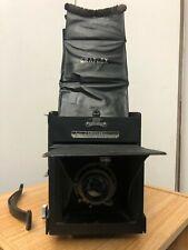(updated jan 21)Graflex SUPER D 4x5 R. B. reflex (SLR) camera w/Graflex back