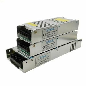 Ultra-thin Power Supply AC110V 220V to DC5V 4A 20A 30A 60A AC To DC Constant Vt