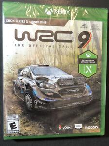WRC 9 (XBOX SERIES X / XBOX ONE) NEW