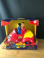 2003 Rare Htf Nib The Wiggles Toot Toot Musical Big Red Car Working Sealed New