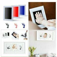 Inkless Wipe Baby Kit Hand Foot Print Keepsake Newborn Footprint Handprint Kids