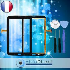 """Vitre ecran tactile pour Samsung Galaxy Note 8.0"""" N5110 noir + kit outils"""