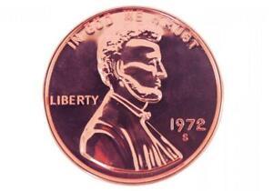 "Lincoln Penny Jumbo Coin 3"""