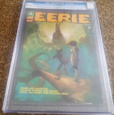 EERIE 27 Warren Publishing CGC 9.2 NM- NEAR MINT