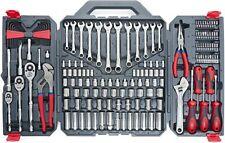 Crescent 170 Pc. General Purpose Tool Set - Closed Case