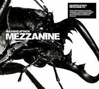 MASSIVE ATTACK - MEZZANINE (REMASTERED DELUXE)  2 CD NEUF