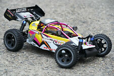 1xtc RC racing Buggy Raptor brushless rtr 4wd 60 km/h 1:10 2,4ghz Lipo batería LED