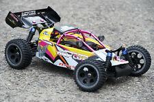 XTC RC RACING BUGGY RAPTOR BRUSHLESS RTR 4WD 60 Km/h 1:10 2,4GHZ LiPo AKKU LED