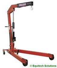 Sealey Tools SPC2000 2 Tonne Folding Engine Crane Hoist Lift Workshop Hydraulic