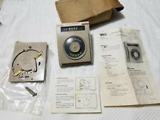 Thermostat, Vintage, Very Rare, New, TACO Model # 568-13, Room Thermostat, USA