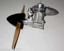 MAGNUM GP  Remote Control Model Airplane Engine,Muffler & Wood Propeller!   (14