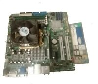 Amd am2 motherboard with CPU & Ram & Fan/Heat Sink