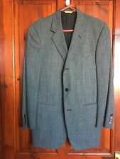 Mens Donna Karan Signature Grey marl Jacket Size 38 (medium)