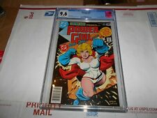 SHOWCASE #97 CGC 9.6 POWER GIRL (WHITE PAGES) COMBINED SHIPPING AVAILABLE