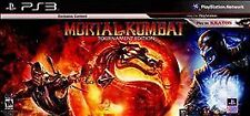 Mortal Kombat -- Tournament Edition (Sony PlayStation 3, 2011) USED