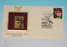 Spider-Woman Gold Edition USPS Stamp First Day Issue Marvel Comics 2007