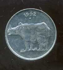 INDE  25 paise 1992   ANM