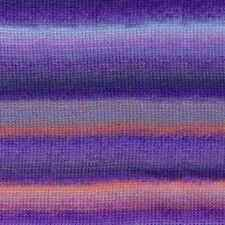 Lang Yarns ::Mille Colori Baby #845-06:: superwash merino wool yarn Purples-Rose