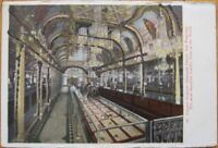 1910 Postcard: Jewelry Store Interior-San Francisco, CA