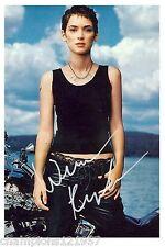 Winona Ryder ++Autogramm++ ++Charmed++