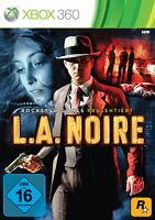 L.A. Noire (Microsoft Xbox 360, 2011, DVD-Box) Crime Thriller OVP