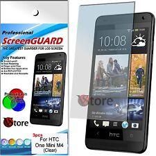 3 Pellicola Per HTC ONE Mini M4 Proteggi Salva Schermo Display LCD Pellicole