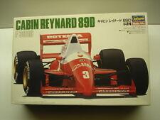 """Hasegawa 1:24 Scale """"Cabin"""" Reynard 89D F3000 1991 Model Kit - Used"""