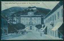 Pisa Bagni San Giuliano cartolina QQ3278