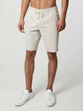 NWT 7 Diamonds Men Carrera Drawstring Sand Shorts Size:32