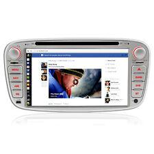 GPS Sat Nav Car CD DVD Player RDS Radio Ford Mondeo Focus Galaxy C-Max S-Max 3G