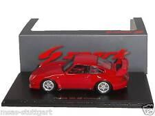 Porsche 993 RS Clubsport red - Spark 1:43 - brand new