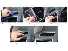Audi Q5 accessories  embellecedor salida de aire de la tira de acero inoxidabl .