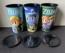 7-11 Zelda Link's Awakening Limited Edition Slurpee Cups **Exclusive To Canada**