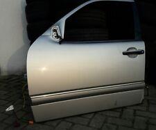 Mercedes E-Klasse Kombi W210 Tür vorne links in silber 744 Bj. 1998