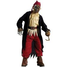 Zombie Pirate Undead Living Dead Costume Boy Large 10-12