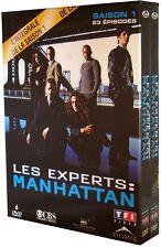 LES EXPERTS MANHATTAN - L'INTEGRALE SAISON 1 /*/ COFFRET 6 DVD NEUF/CELLO