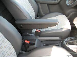 "Comfort Armlehne ""lang"" Stoff grau VW Bulli T5 facelift + T6"