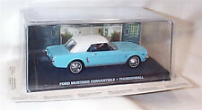 JAMES BOND FORD MUSTANG CONVERTIBLE Thunderball New sealed Pack 1:43 scale