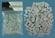 Pegasus Hobbies 28mm Large Bricks Grey # 5196