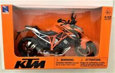 Moto KTM 1290 Superduke R Orange 2014 1/12