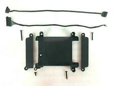 """iMac 21.5"""" A1418 2012 2013 2014 Hard Drive Enclosure/Caddy SATA Cables/Screw SET"""