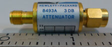 HP 8493A Attenuator 3dB Gold DC-12.4GHz Working