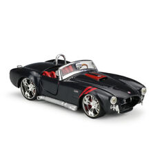 Maisto 1/24 Scale Ford 1965 Shelby Cobra 427 Diecast Car Model Toy With Case Car