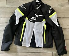 alpinestars jacket medium t-gp plus r v2 air jacket RN#33-0181126