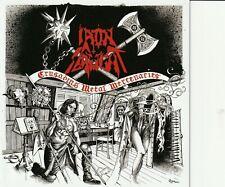 IRON SLAUGHT-CD-Crusading Metal Mercenaries