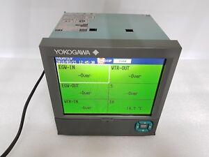 YOKOGAWA 6 Channel  Recorder FX1006-4-1-H