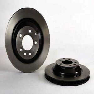 Rr Premium Brake Rotor  Brembo  09.9871.11