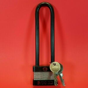 "5"" RUGER 5050 Lock & Keys for P-series & SR9 Pistols Blackhawk Revolver P95 P89"