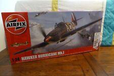 AIRFIX Hawker Hurricane 1:24 Scale. Model No A50167 sealed